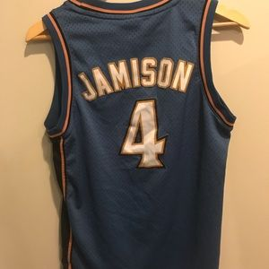 NBA Washington Wizards Jamison Jersey